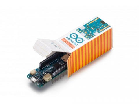 Arduino MKR ZERO (I2S bus & SD for sound, music & digital audio data) – ABX00012