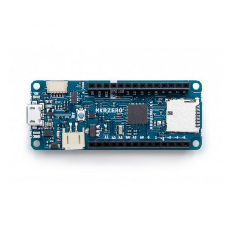Arduino MKR ZERO (I2S bus & SD for sound, music & digital audio data) - ABX00012