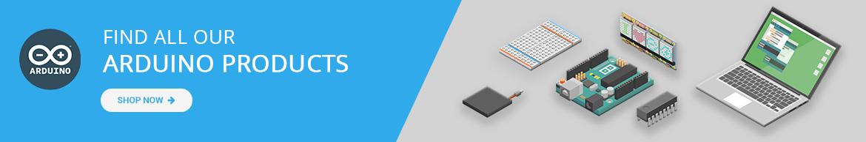 Composants Arduino