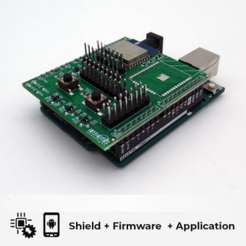 Shield Wifi Arduino