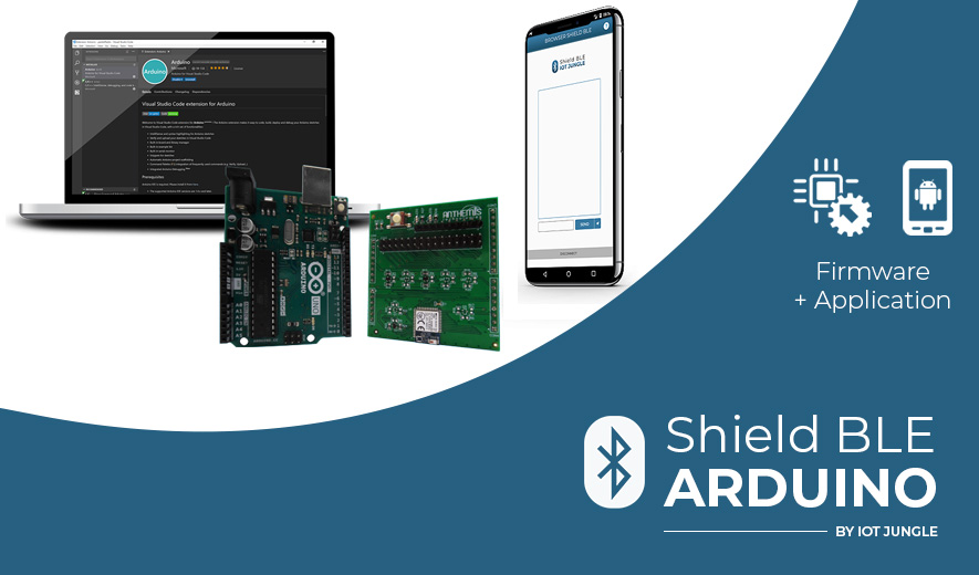 Shield BLE Arduino