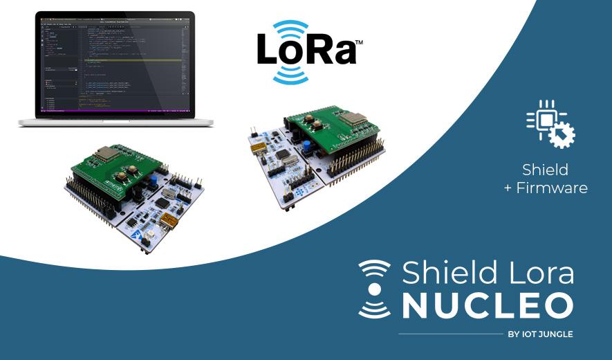 Slide Shield Lora Nucleo