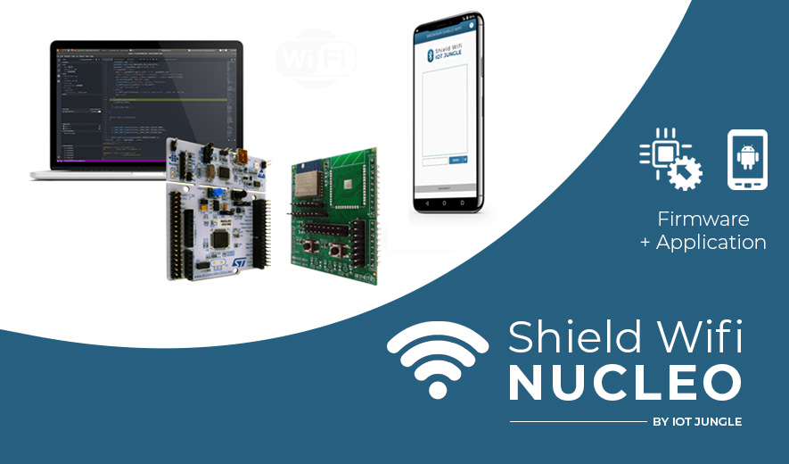 Shield Wifi Nucleo